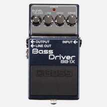 【BOSS】BB-1Xのレビューや仕様【BassDriver】