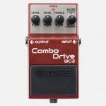 【BOSS】ComboDrive BC-2のレビューや仕様