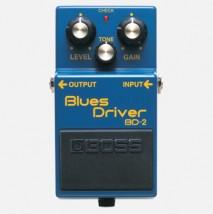 【BOSS】BluesDriver BD-2のレビューや仕様