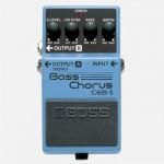 【BOSS】CEB-3のレビューや仕様【BassChorus】