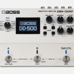 【BOSS】DD-500のレビューや仕様【DigitalDelay】