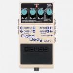 【BOSS】DD-7のレビューや仕様【DigitalDelay】
