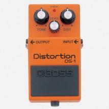 【BOSS】Distortion DS-1のレビューや仕様