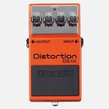 【BOSS】Distortion DS-1Xのレビューや仕様