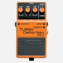 【BOSS】TURBO Distortion DS-2のレビューや仕様