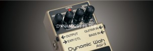 【BOSS】コンパクト(STOMPBOX)一覧【Dynamics/Filter】