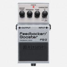 【BOSS】FB-2のレビューや仕様【Feedbacker/Booster】