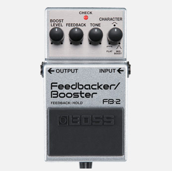 【BOSS】FB-2のレビューや仕様【Feedbacker/Booster】