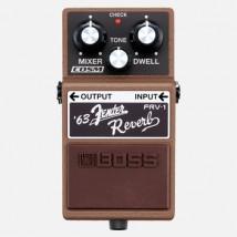 【BOSS】FRV-1のレビューや仕様【Fender® Reverb】