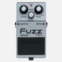【BOSS】FZ-5のレビューや仕様【Fuzz】