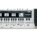 【ZOOM】G5のレビューや仕様【GuitarEffects&AmpSimulatorPedal】