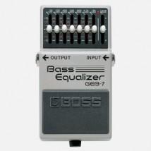 【BOSS】GEB-7のレビューや仕様【BassEqualizer】