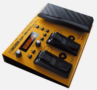 【BOSS】GP-10のレビューや仕様【GuitarProcessor】