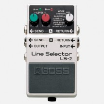 【BOSS】LS-2のレビューや仕様【LineSelector】
