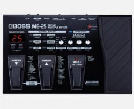 【BOSS】ME-25のレビューや仕様【GuitarMultipleEffects】