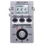【ZOOM】MS-50Gのレビューや仕様【MultiStompGuitarPedal】