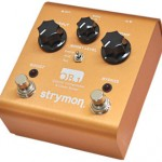 【STRYMON】OB.1のレビューや仕様【Optical Compressor & Clean Boost】