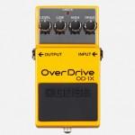 【BOSS】OverDrive OD-1Xのレビューや仕様