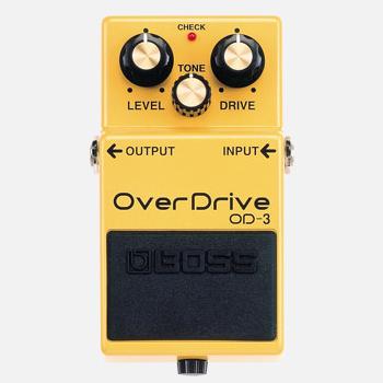 【BOSS】OverDrive OD-3のレビューや仕様