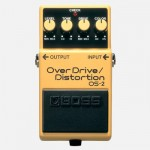 【BOSS】OS-2のレビューや仕様【OverDrive/Distortion】
