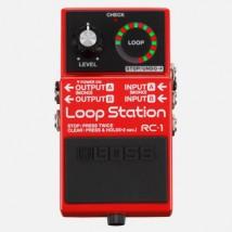 【BOSS】RC-1のレビューや仕様【LoopStation】