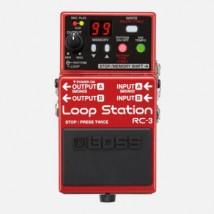 【BOSS】RC-3のレビューや仕様【LoopStation】