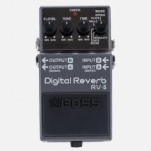 【BOSS】RV-5のレビューや仕様【Reverb】