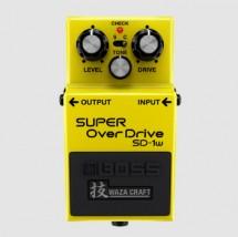 【BOSS】SD-1Wのレビューや仕様【SUPER OverDrive】