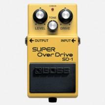 【BOSS】SD-1のレビューや仕様【SUPER OverDrive】