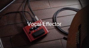 【BOSS】ボーカルエフェクター一覧【VocalEffector】