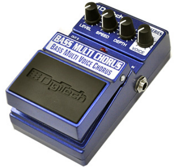 【DIGITECH】BASS MULTI CHORUSのレビューや仕様
