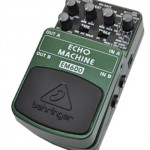 【BEHRINGER】EM600 Echo Machineのレビューや仕様