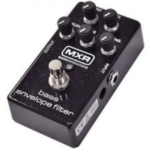 【MXR】Bass Envelope Filterのレビューや仕様【M-82】