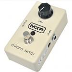 【MXR】MICROAMP M-133のレビューや仕様
