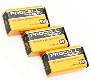 【9V】エフェクターと同時購入しておきたいサウンドハウスの9V電池!価格一覧!