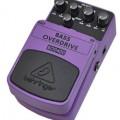 【BEHRINGER】BOD400 Bass Overdriveのレビューや仕様