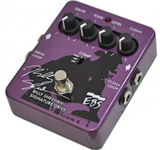 【EBS】Billy Sheehan Signature Drive Pedalのレビューや仕様