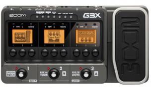 【ZOOM】G3Xのレビューや仕様