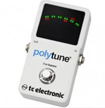 【TC ELECTRONIC】PolyTune 2のレビューや仕様