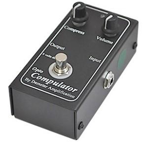 【DEMETER】COMP-1 Opto Compulatorのレビューや仕様