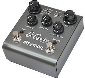 【STRYMON】El Capistanのレビューや仕様