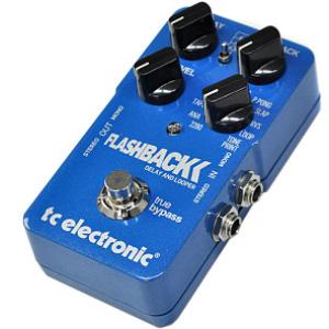 【TC ELECTRONIC】Flashback Delay & Looperのレビューや仕様