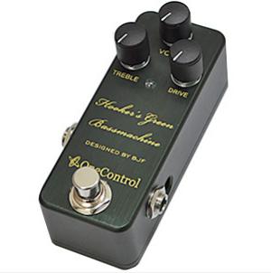 【ONE CONTROL】Hooker's Green Bass Machineのレビューや仕様