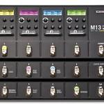 【LINE6】M13 Stompbox Modelerのレビューや仕様