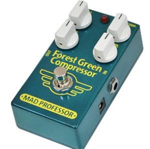 【MAD PROFESSOR】New Forest Green Compressorのレビューや仕様