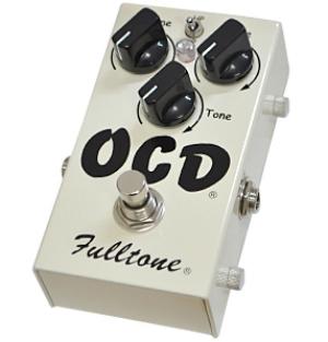 【FULLTONE】OCDのレビューや仕様