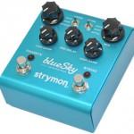 【STRYMON】blueSky Reverbのレビューや仕様