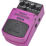 【BEHRINGER】HD300 Heavy Distortionのレビューや仕様