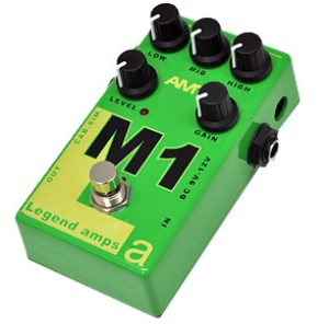 【AMT ELECTRONICS】M-1のレビューや仕様