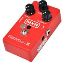 【MXR】[M-115]Distortion IIIのレビューや仕様